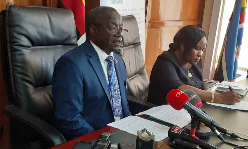 UNEB Boss Warns P.7 Candidates, Teachers Against Cheating Exams