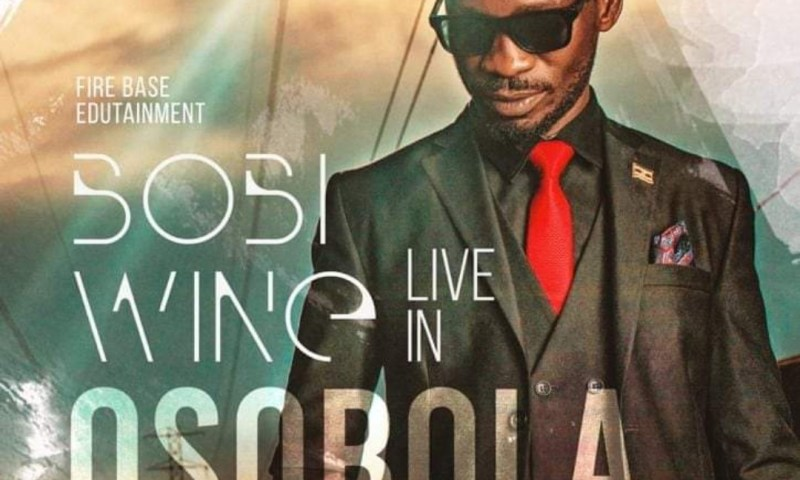Bobi Wine Dares Gov't Again, Vows To Stage Concert On Independence Day