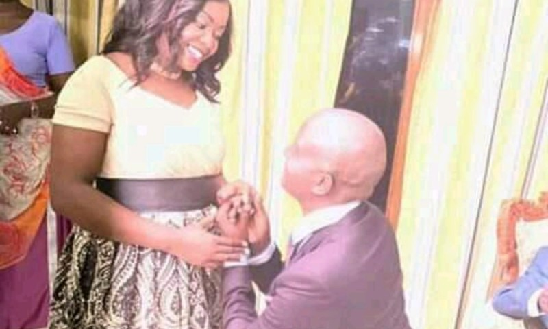 Pastor Bujjingo, Nantaba Get Engaged, Vow To Hold Massive Wedding