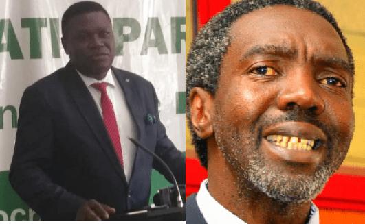 DP  President Mao Begs UPC Boss Akena For Talks, Wants To Unite Forces