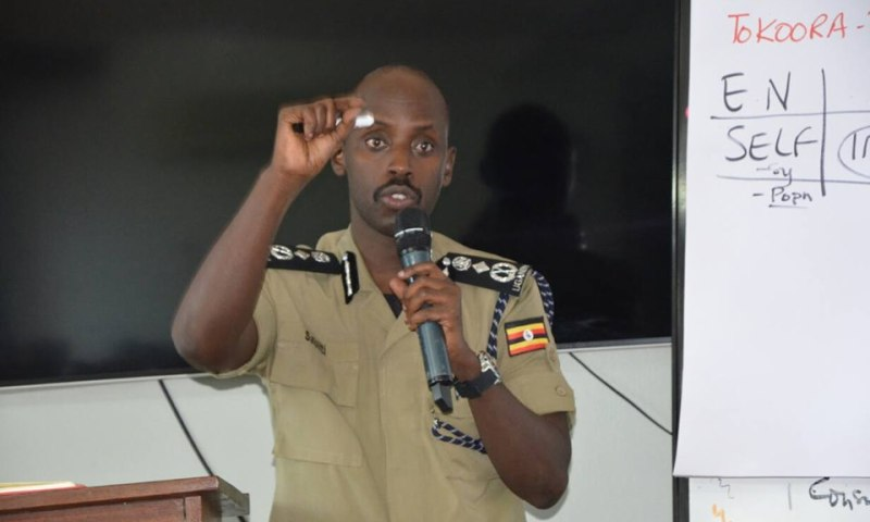 DIGP Gen.Sabiiti Arrests  UPDF Deserter Behind Lyantonde Shootings