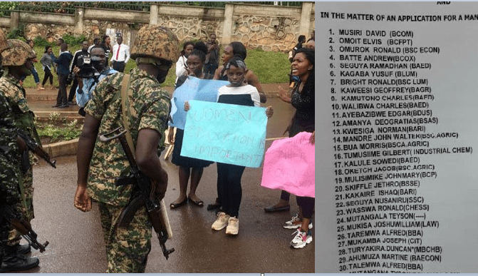 Prof. Nawangwe In Catch 22 As Court Orders Unconditional Release Of All MUK Students