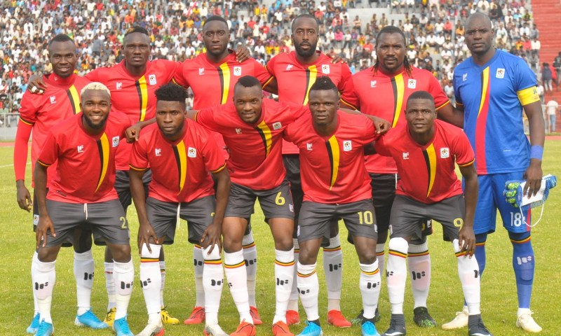 FIFA Ranks  Uganda Cranes Best In  East And Central Africa