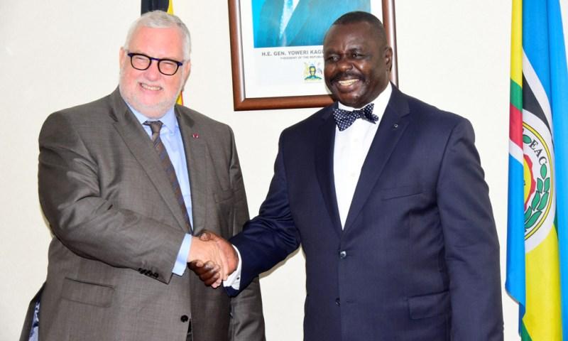 Belgium Applauds Uganda Over Hospitality, Refugee Policy