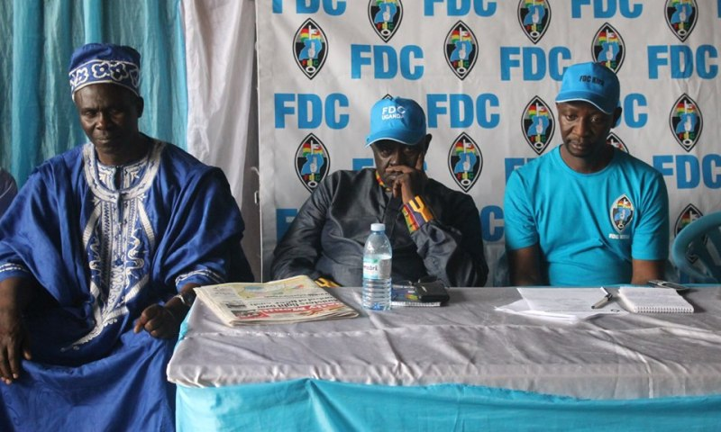 'You Will End Up Like Kayihura-' FDC Stalwarts Warn Army Officers