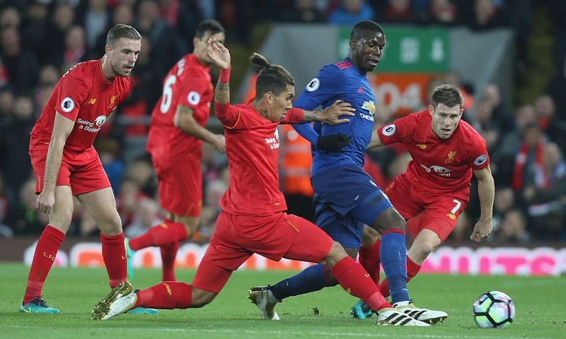 Man Utd vs Liverpool; Which Players Travelled, Played Most Internationals?