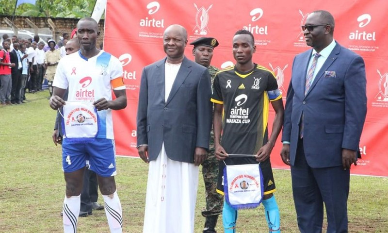Kabaka Mutebi II To Grace 2019 Masaza Cup   Finals At Namboole