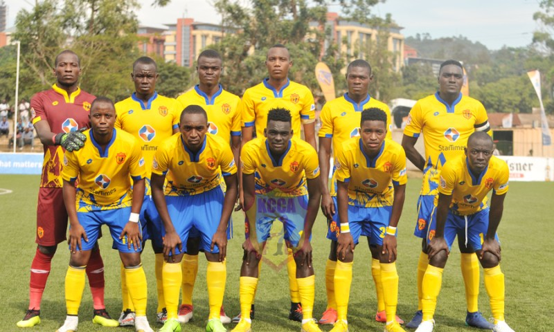 KCCA Dumped From CAF  Confederations Cup After 4-1 Loss To Paradou