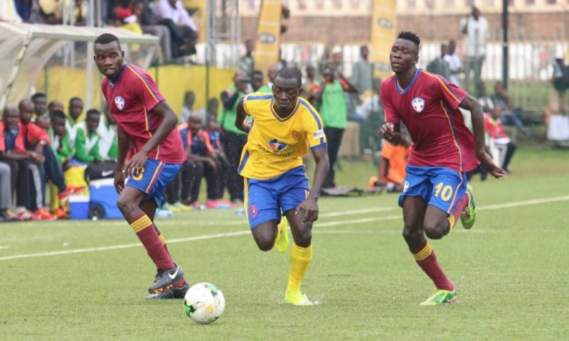 UPL  Champions KCCA Make Tricky Visit To Luzira  Ahead of Clash With Maroons