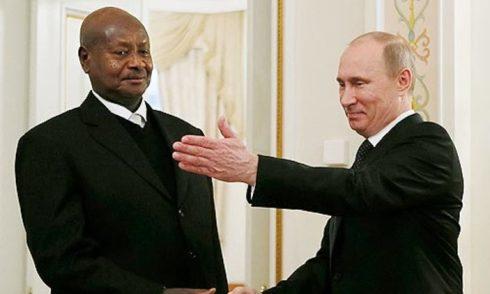 Museveni, Putin To Meet  At Russia-Africa Summit