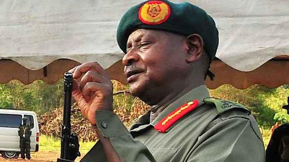 Gen. Museveni Bans Promotion Of Retired UPDF Officers