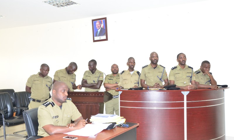8 Police Officers Charged Over Nagirinya's Murder