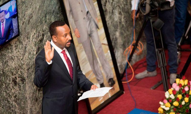 Ethiopian Prime Minister Abiy Ahmed Wins Nobel Peace Prize