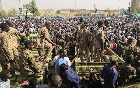 Sudanese Army Warn Pro, Anti-revolution Forces To Keep Away From Its Sites
