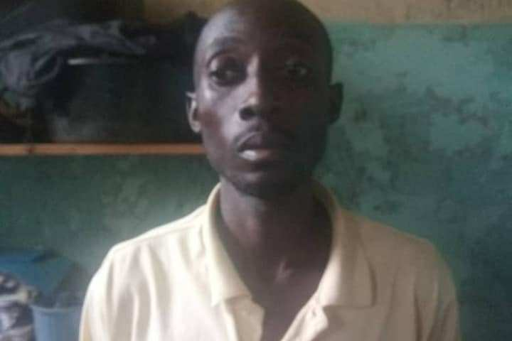 Deadly City Thug Arrested With Uganda Police Gun
