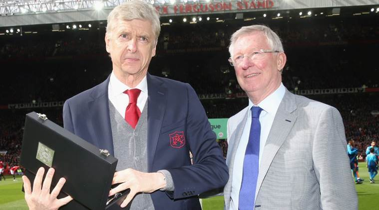 Sir Ferguson In Special Tribute To 'Absolute Legend' Wenger