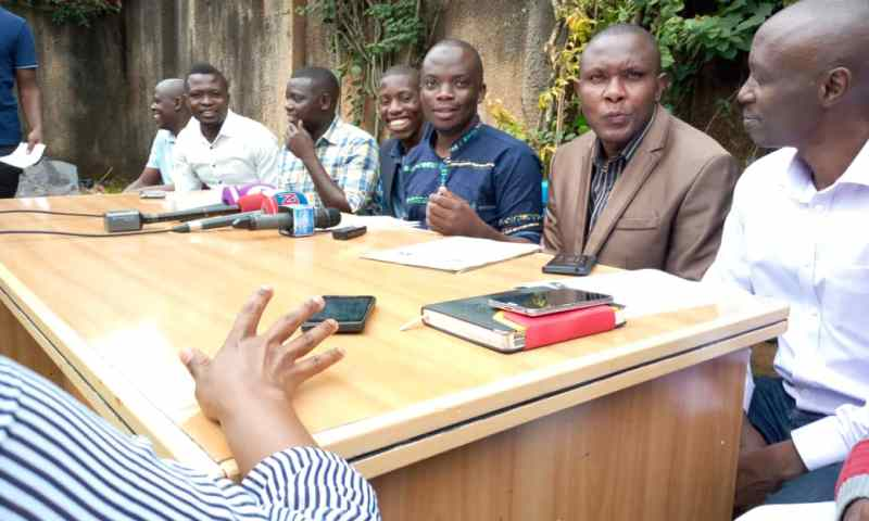 Journalists  Give Police Four Day Ultimatum To Apologize