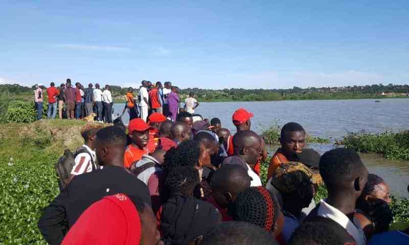 Kisubi Mapeera S.S Student Drowns In Lake Victoria