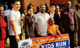 Ruparelia Foundation Pumps Dime In Kampala Kids Run 2019