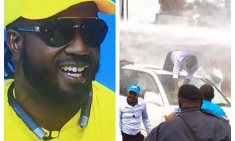 'Police Officers Who Brutalised Besigye Are FDC Moles, Should Be Arrested'- Bebe Cool