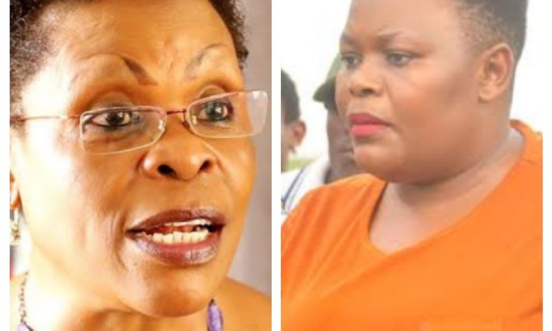 K'la Minister Betti Kamya Spits Fire At Presidential Adviser Kusasira