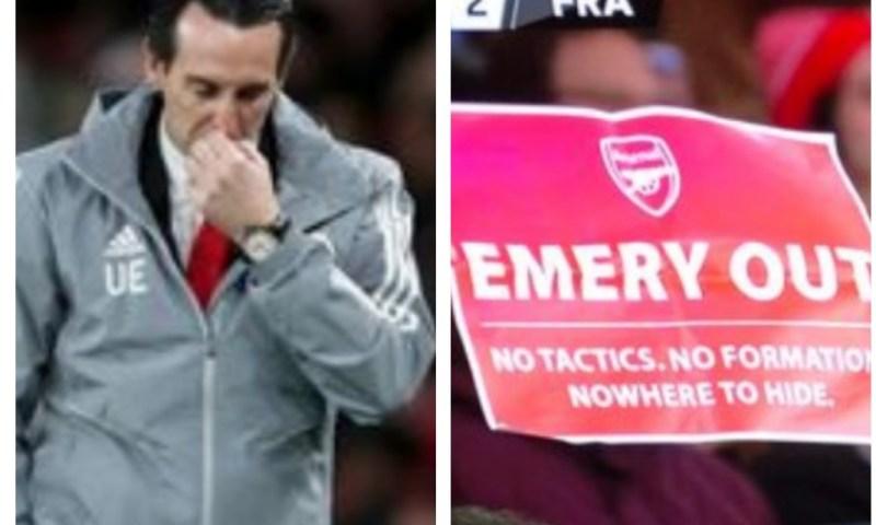 Unai Emery Sacked, Ljungberg Named Next Arsenal Manager