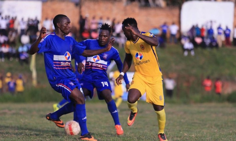 KCCA FC Register  Victory Over SC Villa