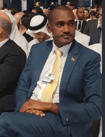 ICT Min. Tumwebaze In UAE For  World Economic Forum