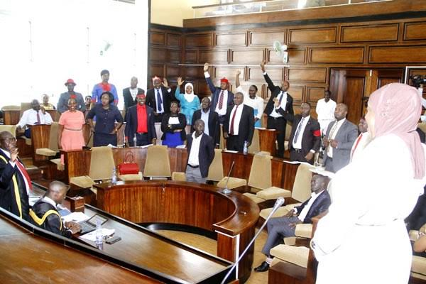 KCCA Tables Shs325Bn Budget For Financial Year 2020/2021