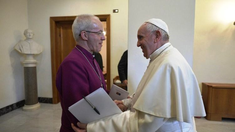 Pope Francis, Archbishop of Canterbury  Intervene In South Sudan Peace Dispute