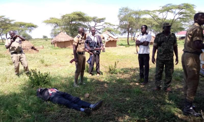 Shock As LDU Operatives Shoot LC3 Boss Dead In Cold Blood