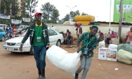 Pan-African Pyramid Launches Collection Of Relief Aide For Nakivale Refugees