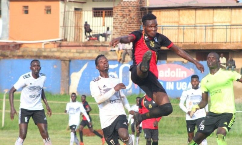 CECAFA Preparations: Uganda Cranes Edge Gaddafi In Practice Match