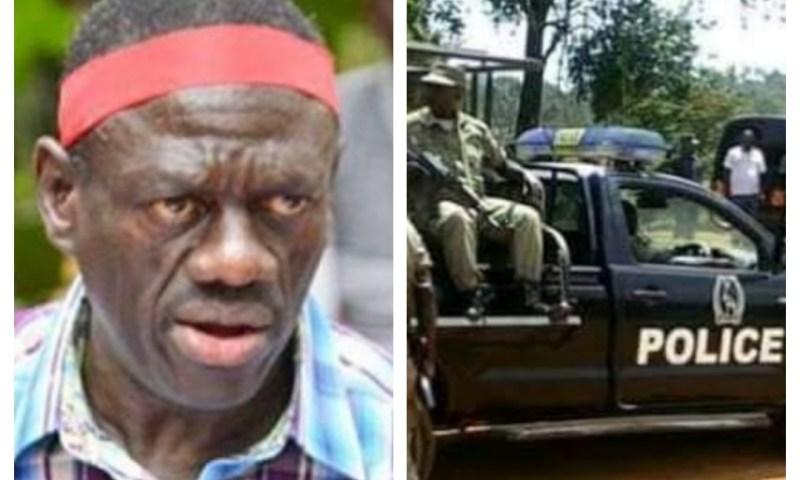 Anti-riot Police Besiege Besigye's Home Ahead Of Anti-Corruption Walk