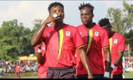 Okello Helps Uganda Cranes To Top   CECAFA Table