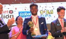 FUFA Crowns Okello, Nalukenge   Best Football Stars 2019