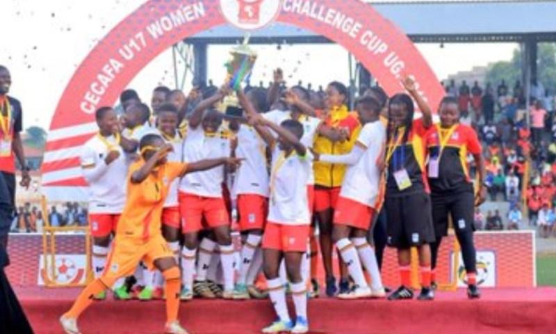 Uganda Crested Cranes Claim  2019 CECAFA U17 Championship