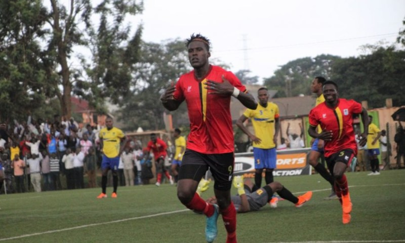 Fahad  Bayo Sends Cranes To CECAFA Senior Challenge Cup Finals