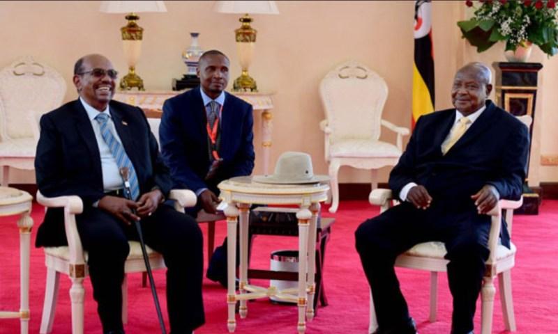 Uganda To Arrest Jailed Former Sudan President  Omar al-Bashir!