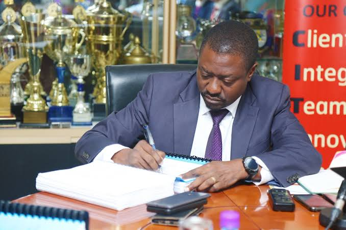 Museveni Sees Potential In KCCA's Kitaka, Extends Contract To Six More Months