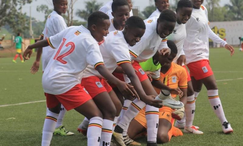Uganda Defeats Ethiopia In FIFA U17 Women World Cup Qualifiers