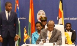 President Museveni Warns World On Drug Trafficking At Lome Initiative