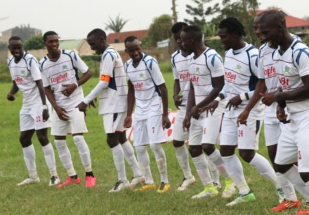 Uganda Cup: Ankole Lions Become First Club To Qualify To Round Of 32 Stage