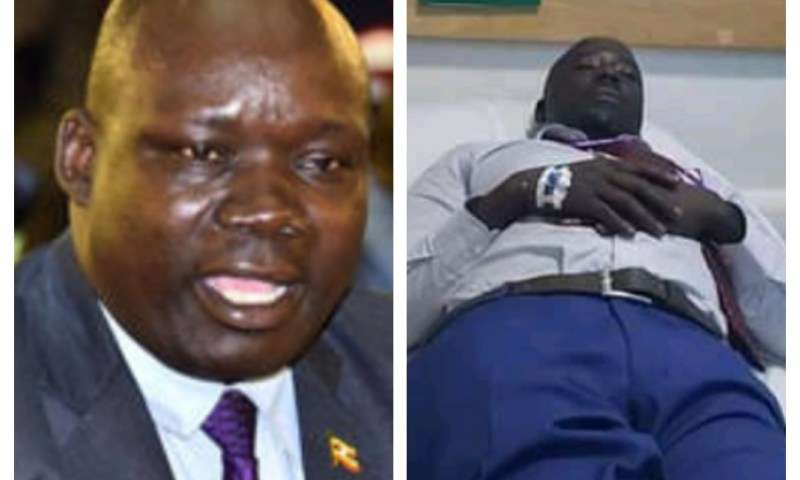 Free Drama In Parliament As MP Akol Smashes Odonga Otto's Jaws With Punches, Cries Like Baby Ndunya!