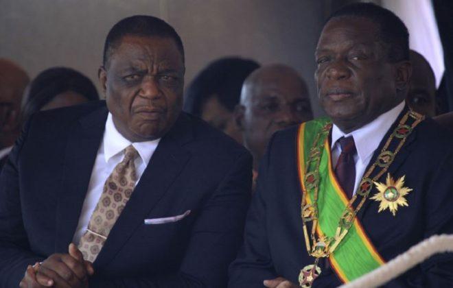 Gen. Chiwenga Arrests President Mnangangwa, Takes Over Power