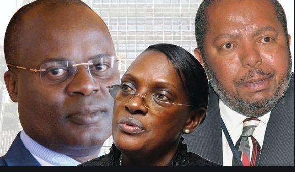 Ex-BoU Officials Bagyenda, Kasekende In Hot Soup As ISO, IGG Start Investigation Into Shs2 Trillion Loss