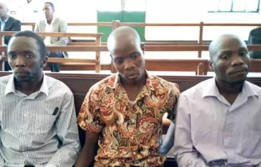 ISO Boss Col. Kaka's Son Convicted Of Strangling  Lover To Death