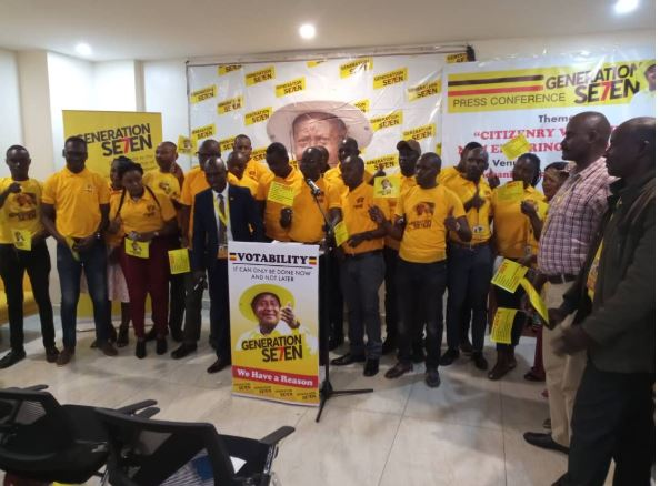 NRM Youth G7  Group Urges Ugandans To Stop Confronting Security Officers