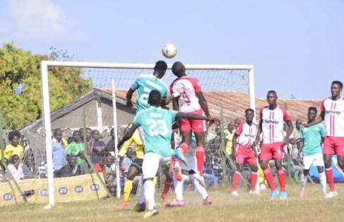 Wasswa Bbosa Registers First Win As Express Head Coach