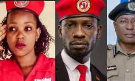 AIGP Kasingye Attacks Bobi  Wine Over People Power Supporter's Death